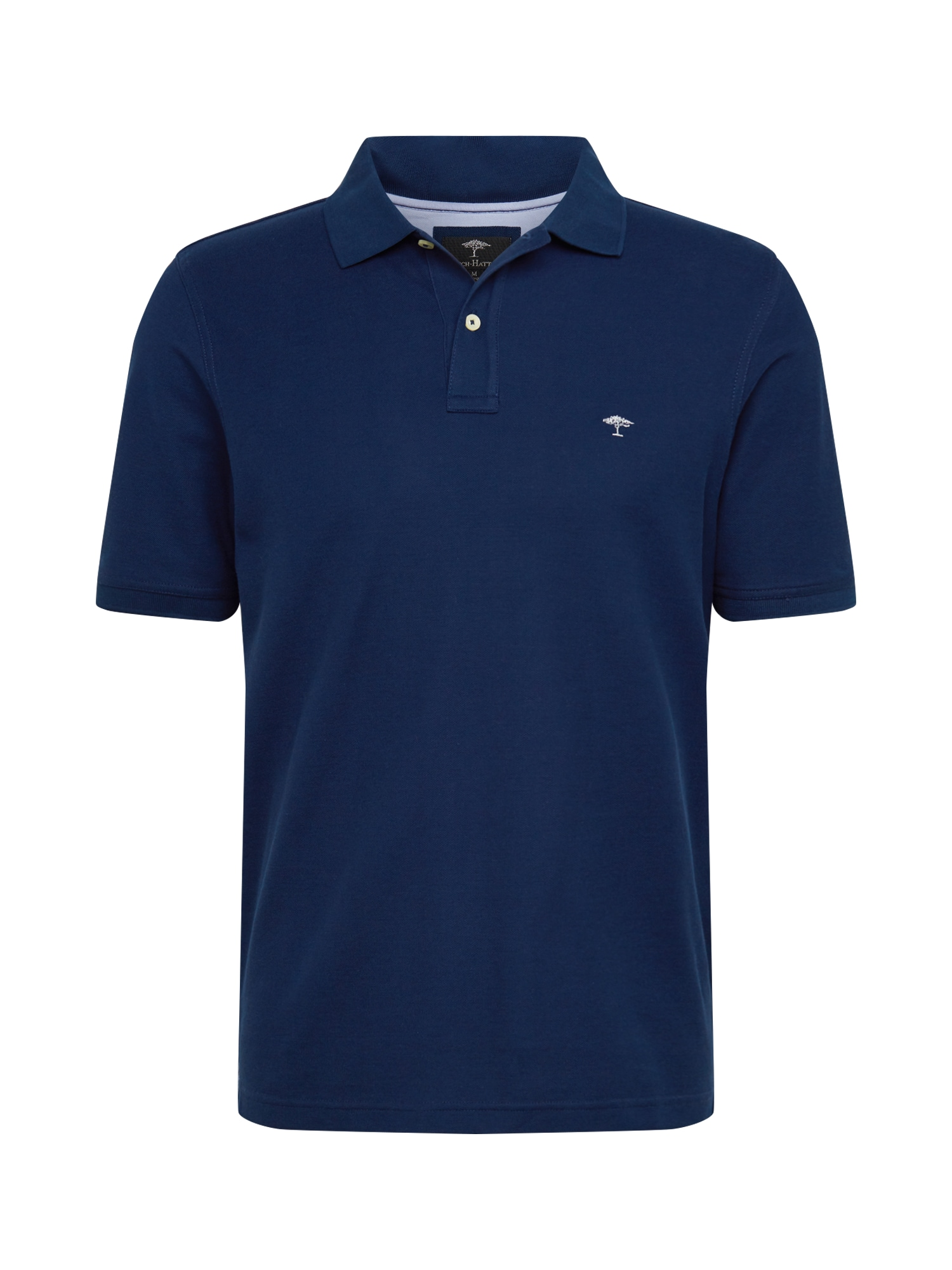 FYNCH-HATTON Marškinėliai 'SNOS 1700' nakties mėlyna