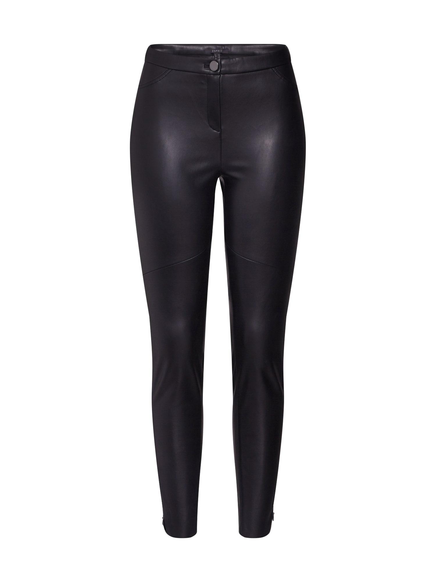 Esprit Collection Kelnės juoda