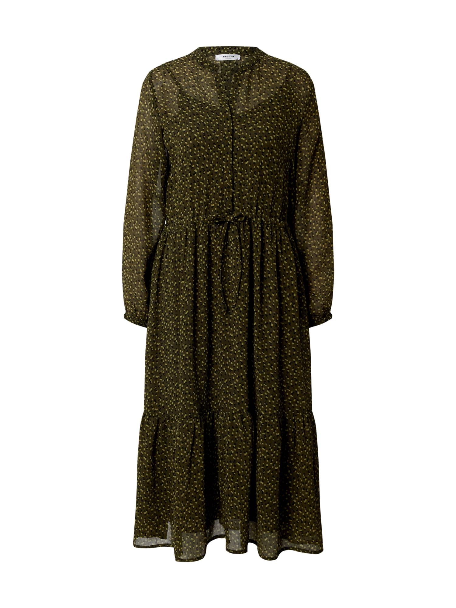 MOSS COPENHAGEN Palaidinės tipo suknelė