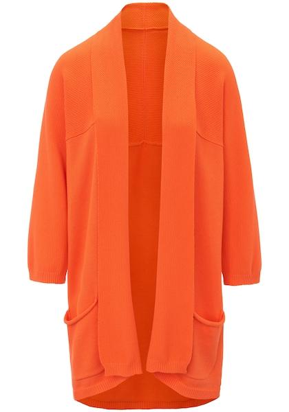 Jacken - Strickjacke › Peter Hahn › orange  - Onlineshop ABOUT YOU