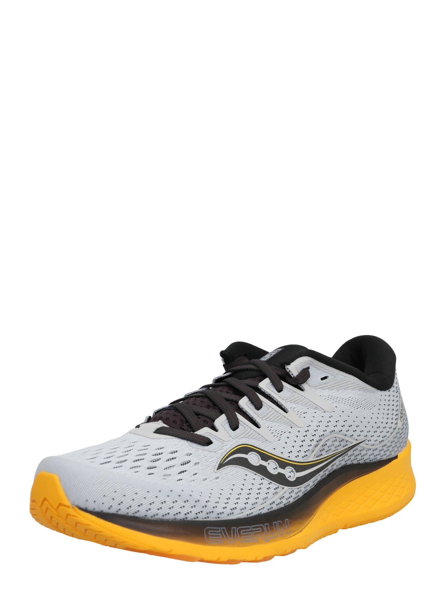 saucony Bežecká obuv 'RIDE ISO 2'  žlté / sivá