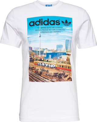 ADIDAS ORIGINALS T-Shirt 'SPREE VOLLGAS'