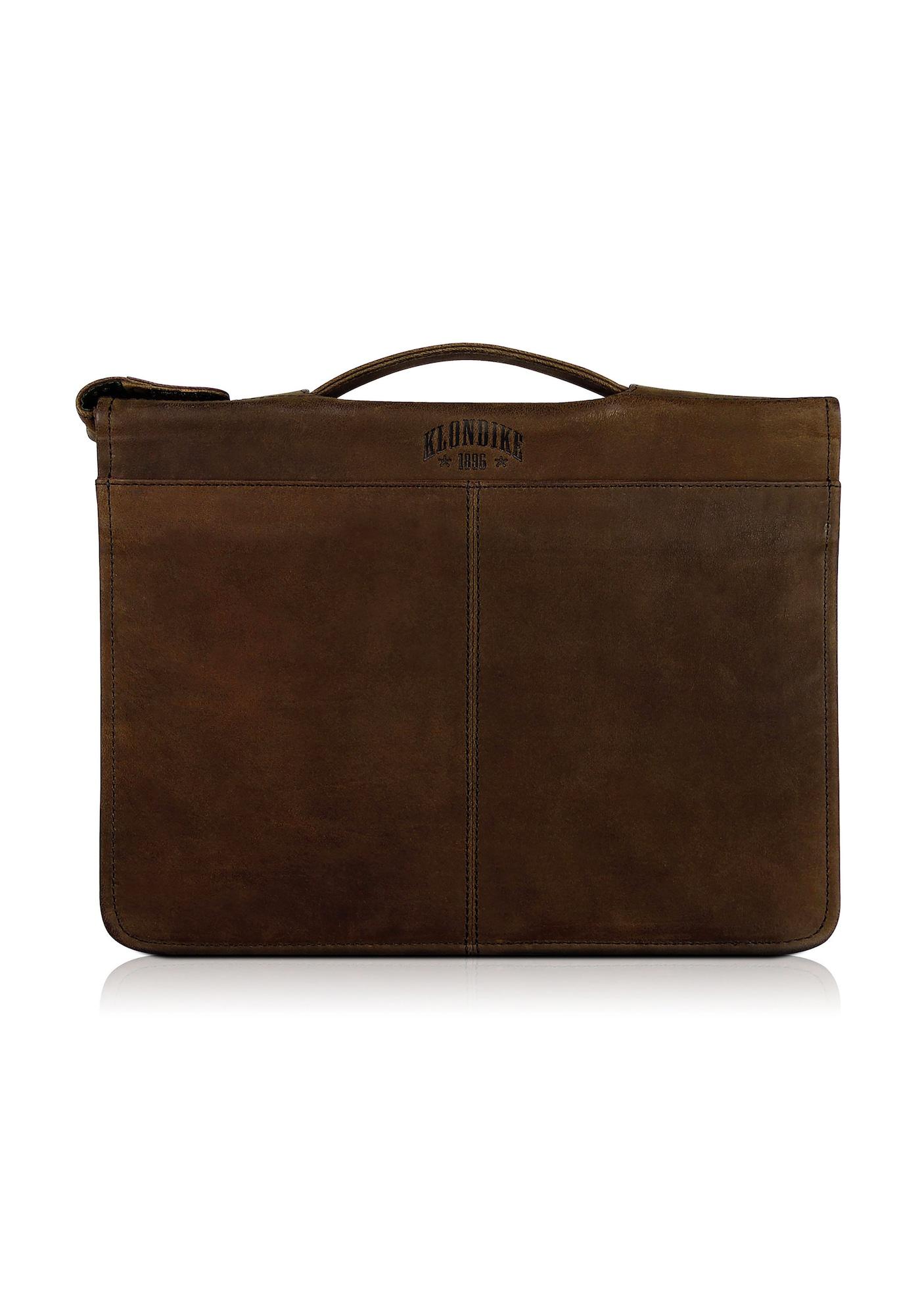Dokumentenmappe 'Ben' | Taschen > Business Taschen > Dokumentenmappen | KLONDIKE 1896