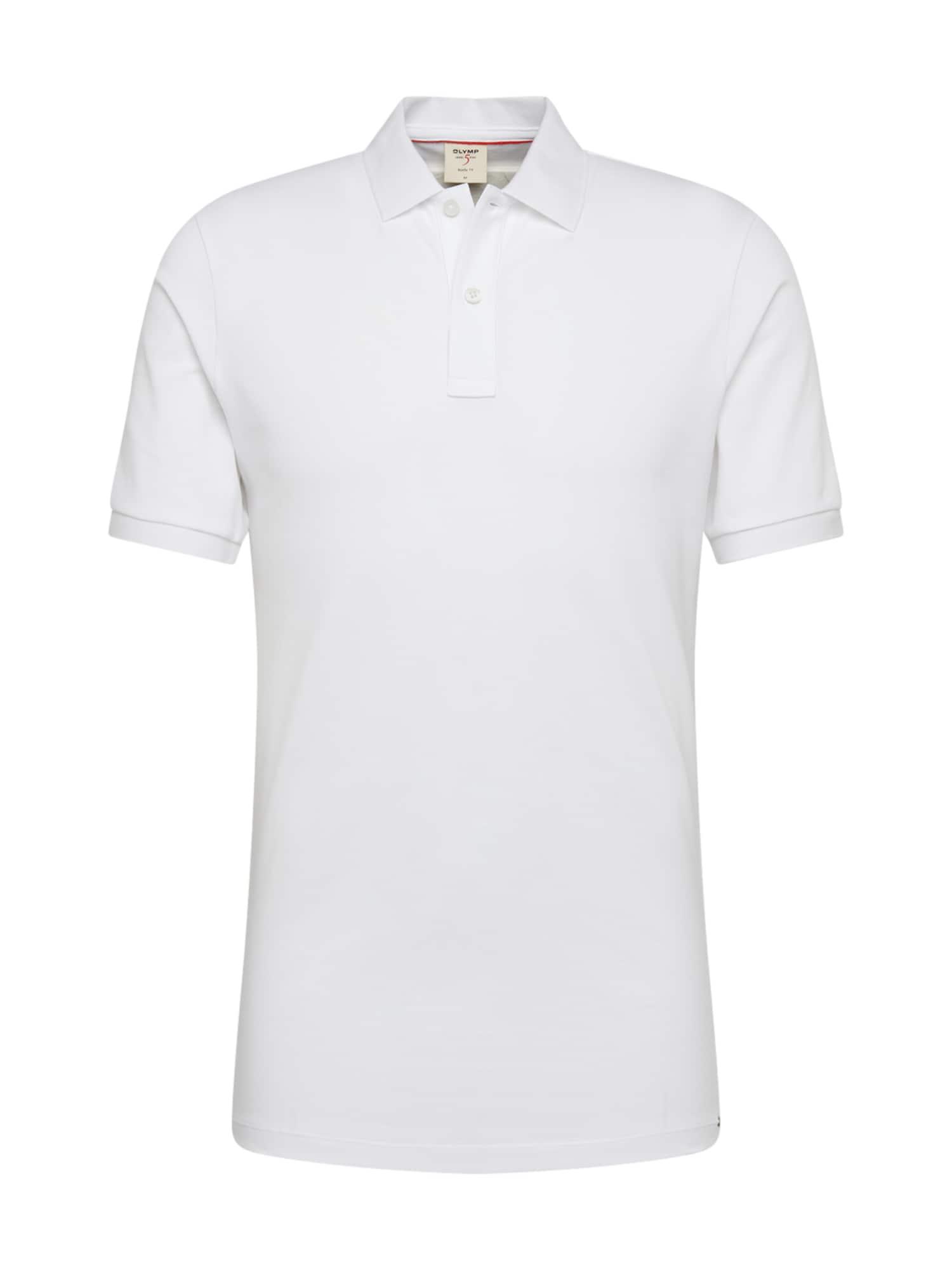 OLYMP Marškinėliai balkšva