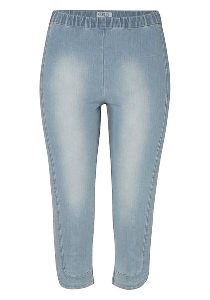 Hosen für Frauen - CHEER Caprijeans hellblau  - Onlineshop ABOUT YOU