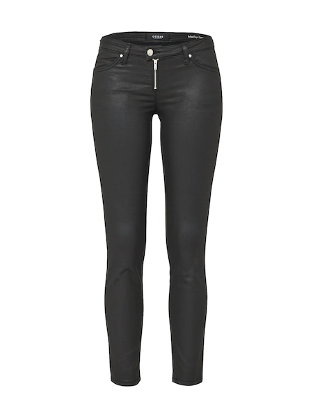 Hosen für Frauen - GUESS 'Marylin' Skinny Jeans schwarz  - Onlineshop ABOUT YOU