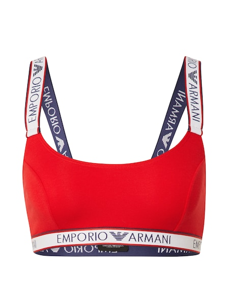 Bademode - BH › Emporio Armani › rot weiß  - Onlineshop ABOUT YOU
