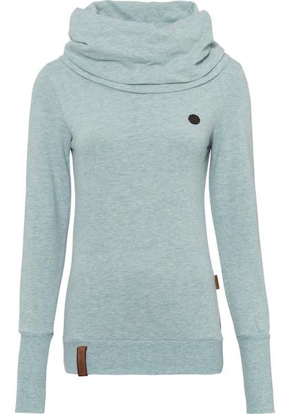 Oberteile für Frauen - Sweatshirt › Naketano › mint  - Onlineshop ABOUT YOU