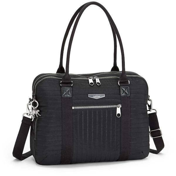 Schultertaschen für Frauen - KIPLING Basic Plus Neat Schultertasche 39 cm Laptopfach schwarz  - Onlineshop ABOUT YOU