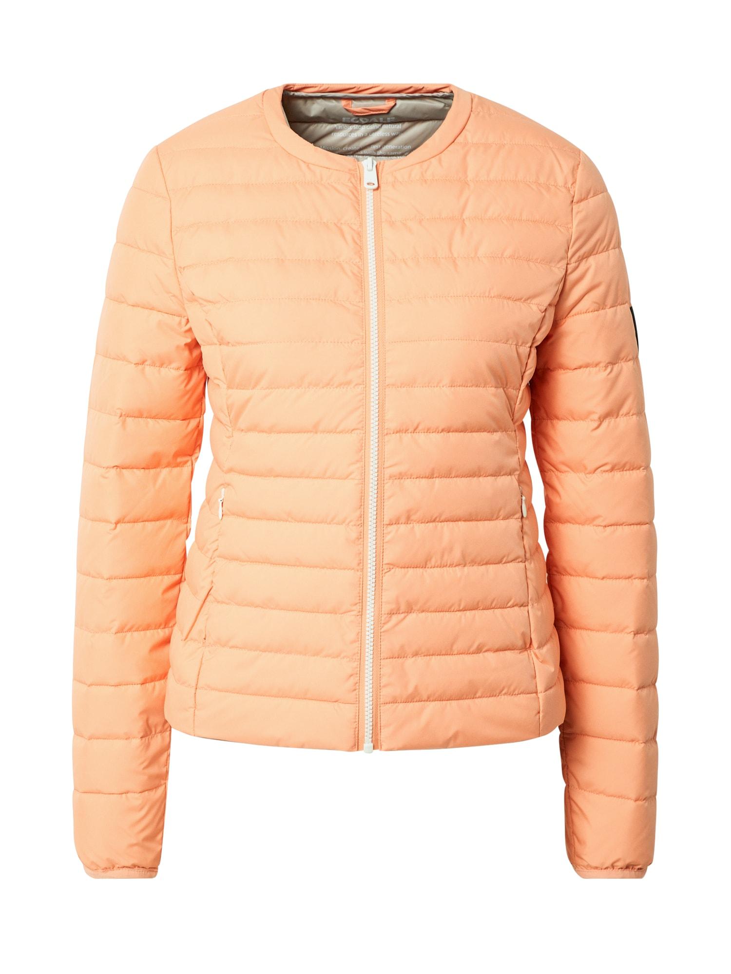 ECOALF Demisezoninė striukė 'USUAHIA' abrikosų spalva