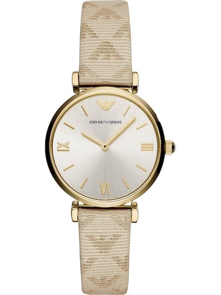 Uhren für Frauen - Emporio Armani Armbanduhr gold silber  - Onlineshop ABOUT YOU