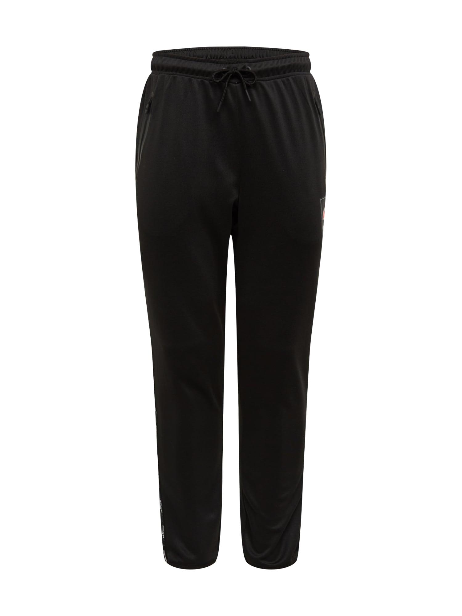 ELLESSE Sportinės kelnės 'Olona' juoda