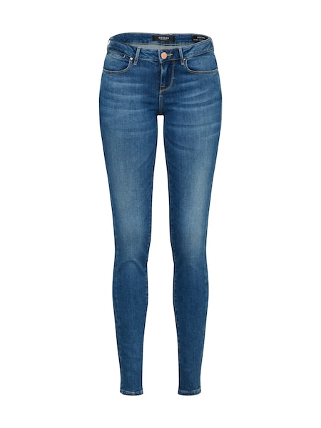 Hosen für Frauen - GUESS Casual Jeans blue denim  - Onlineshop ABOUT YOU