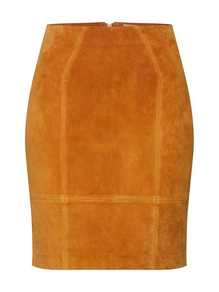 Roecke für Frauen - VILA Rock cognac  - Onlineshop ABOUT YOU
