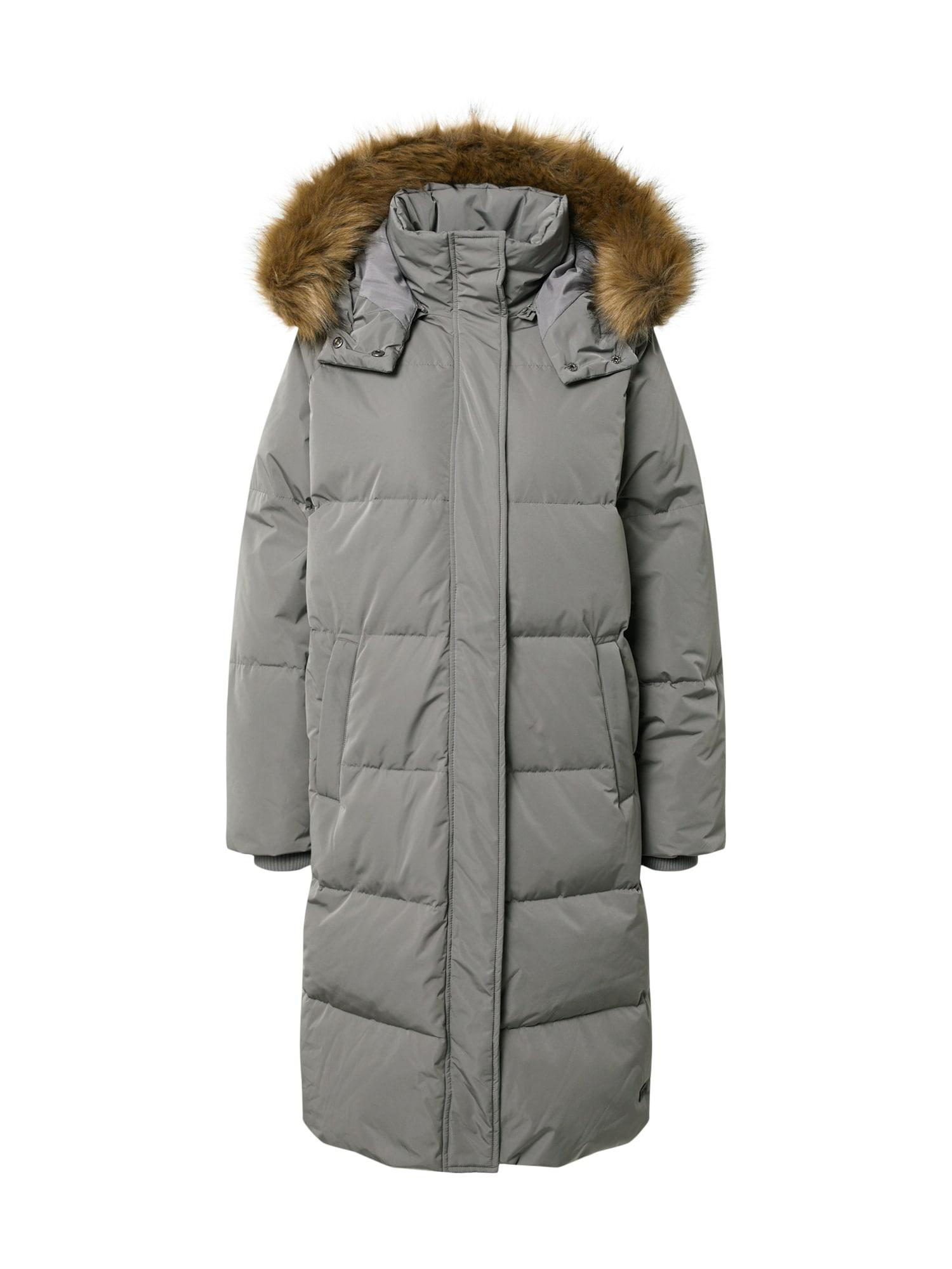 MOSS COPENHAGEN Žieminis paltas pilka