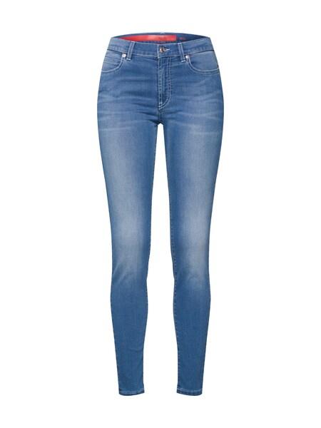 Hosen für Frauen - Jeans 'Charlie' › HUGO › blau  - Onlineshop ABOUT YOU