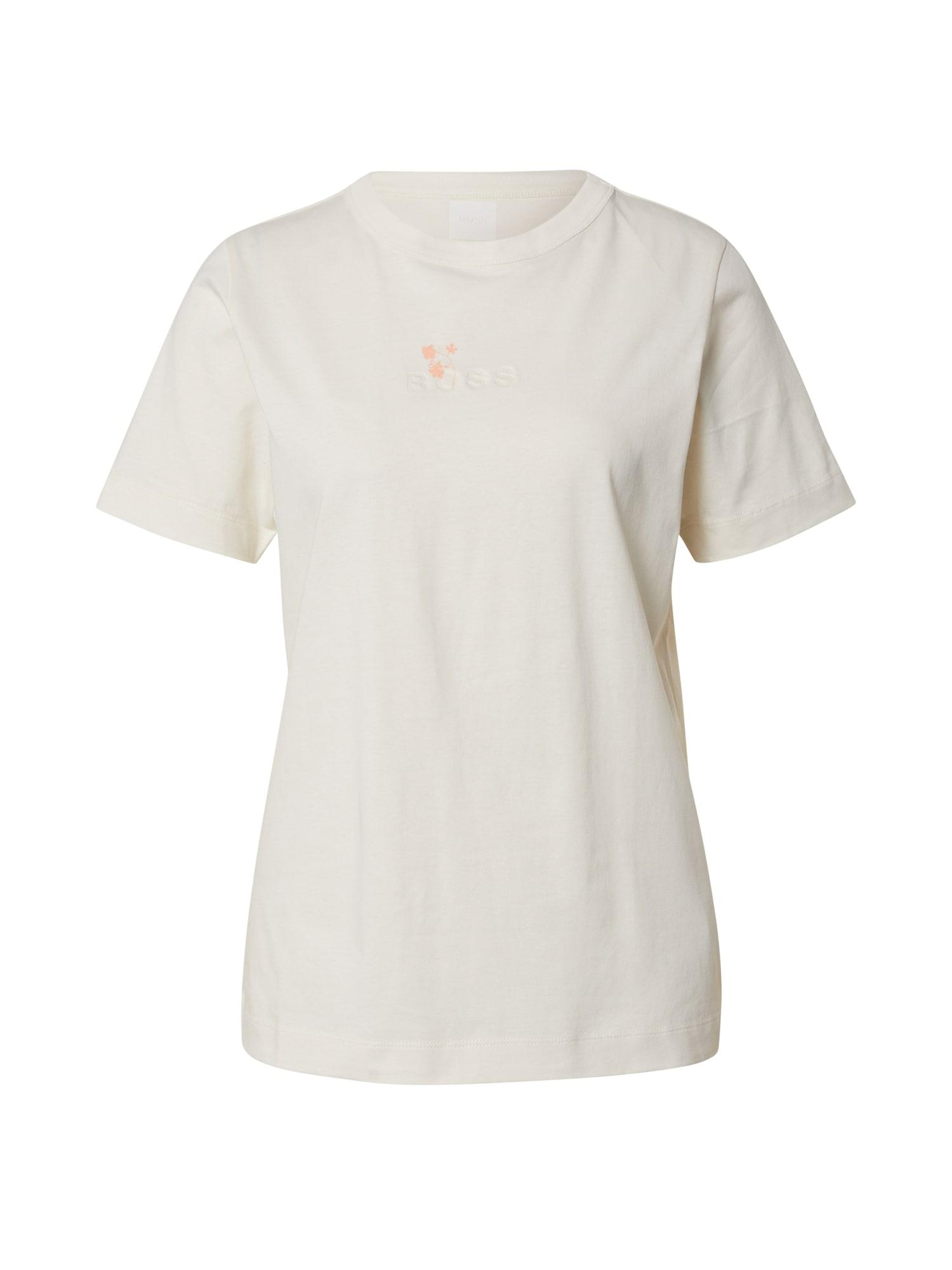 BOSS Marškinėliai 'Tefriendly' balta