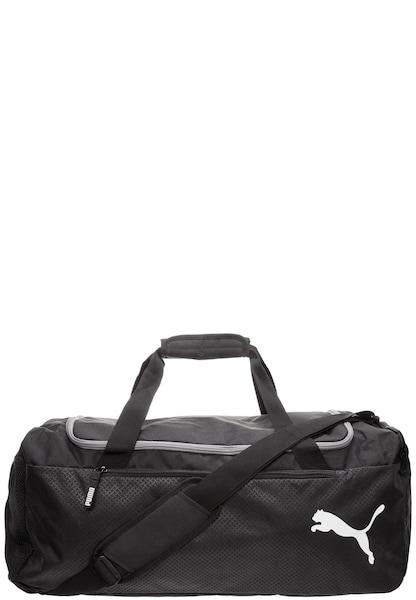 Sporttaschen für Frauen - PUMA Sporttasche 'Fundamentals' schwarz weiß  - Onlineshop ABOUT YOU