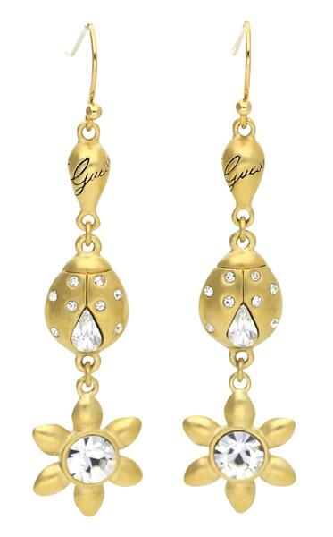 Ohrringe für Frauen - GUESS Ohrhänger 'UBE31214' goldgelb  - Onlineshop ABOUT YOU