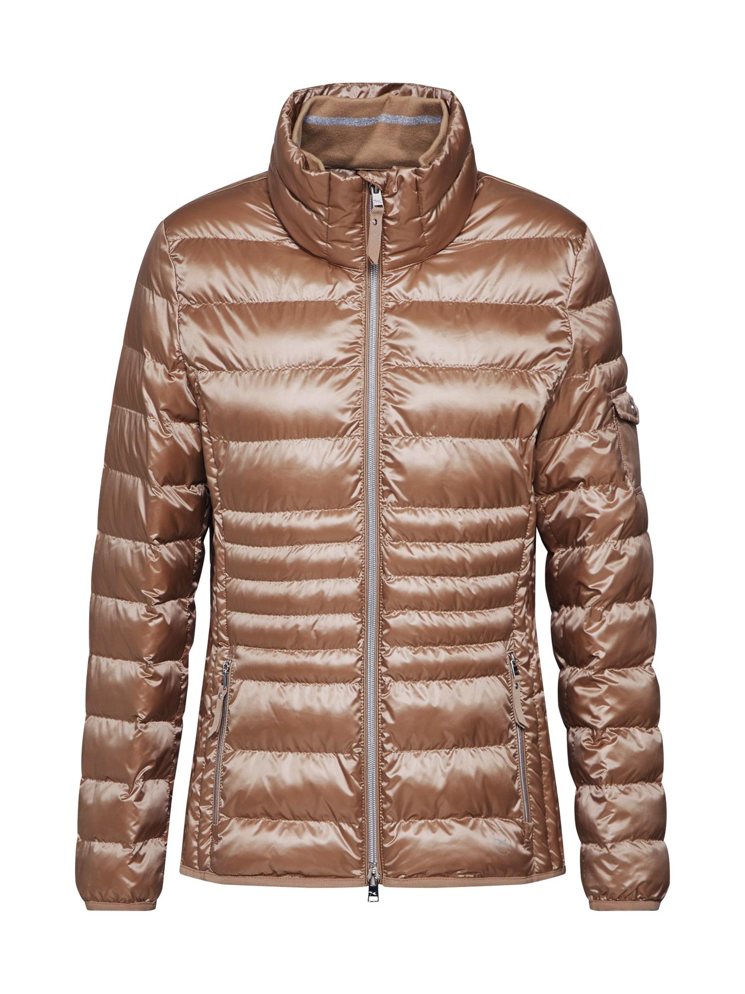 BRAX Žieminė striukė 'BERN' ruda (konjako)