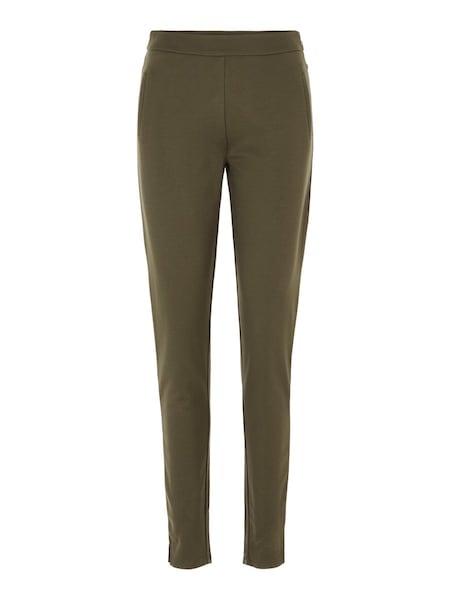 Hosen für Frauen - PIECES Hose khaki  - Onlineshop ABOUT YOU