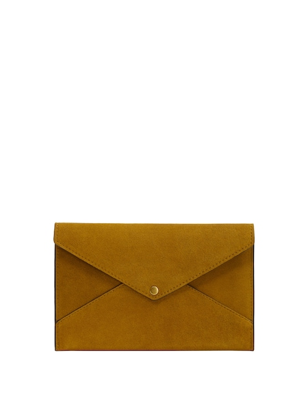 Clutches für Frauen - Clutch 'COSMETIC BAG IRAN' › Mango › braun  - Onlineshop ABOUT YOU