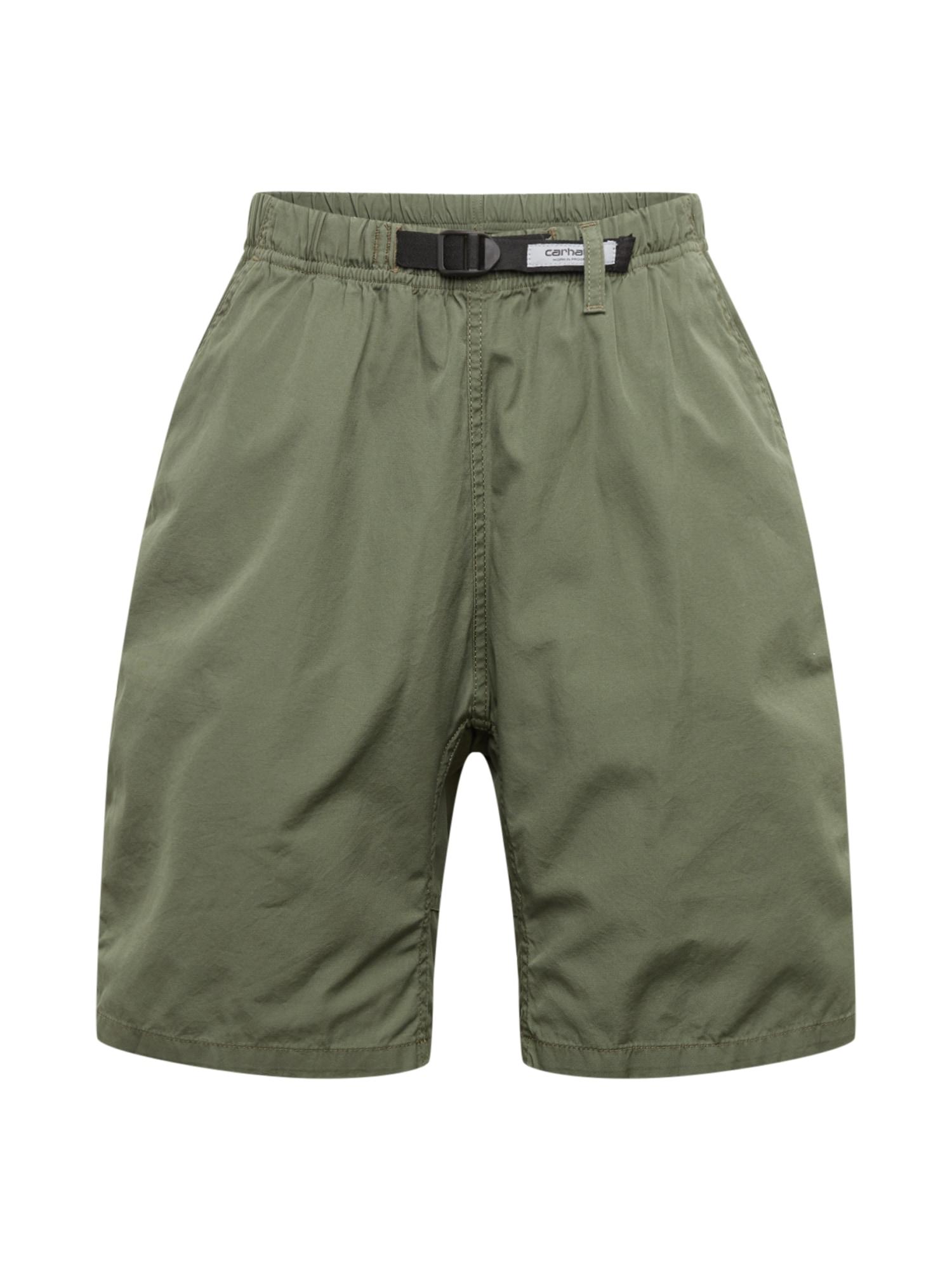 Carhartt WIP Kelnės žalia