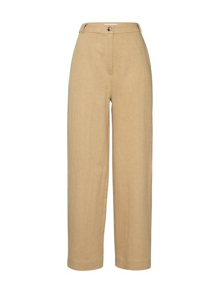 Hosen für Frauen - EDITED Hose 'Dunia' beige  - Onlineshop ABOUT YOU