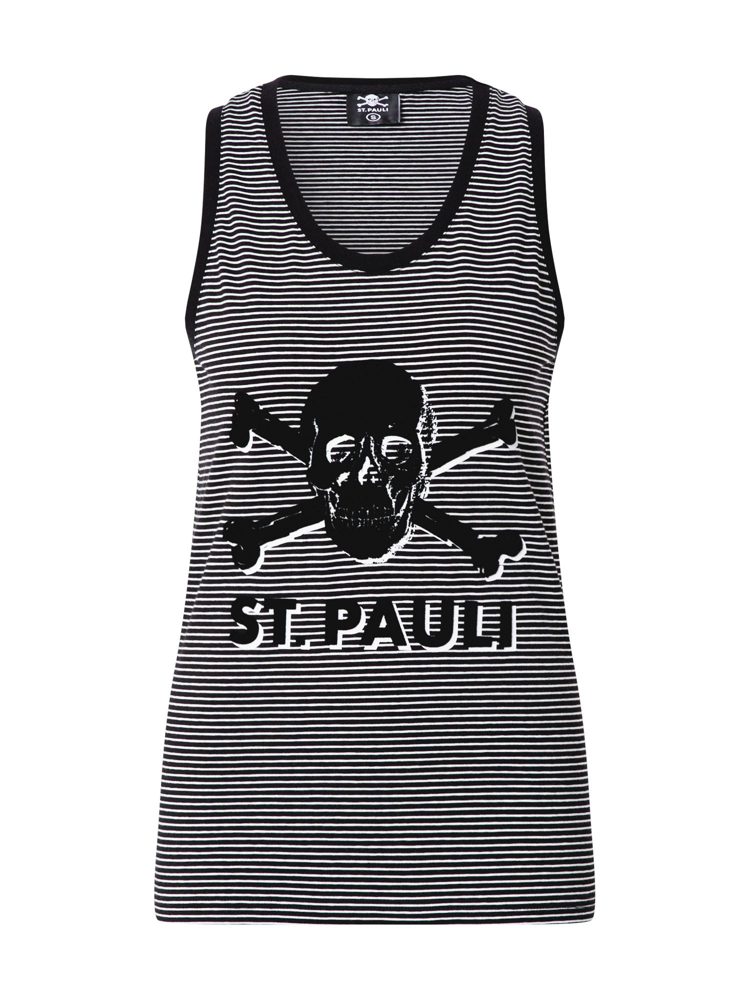 FC St. Pauli Sportiniai marškinėliai be rankovių