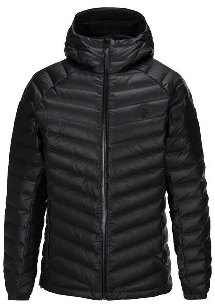 Jacken für Frauen - PEAK PERFORMANCE Outdoorjacke 'Frost' schwarz  - Onlineshop ABOUT YOU