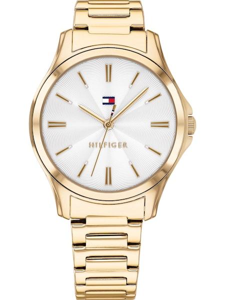 Uhren für Frauen - TOMMY HILFIGER Uhr gold weiß  - Onlineshop ABOUT YOU