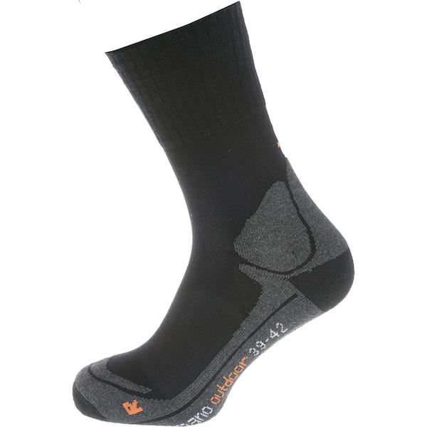 Socken für Frauen - Trekkingsocken › Camano › schwarz  - Onlineshop ABOUT YOU