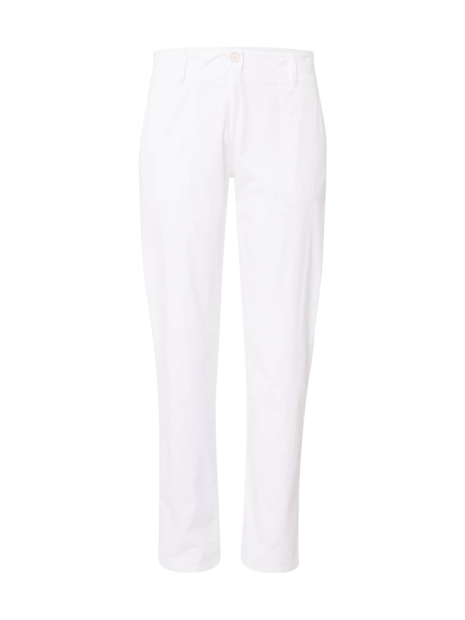 BRAX Chino stiliaus kelnės 'MELO' balta