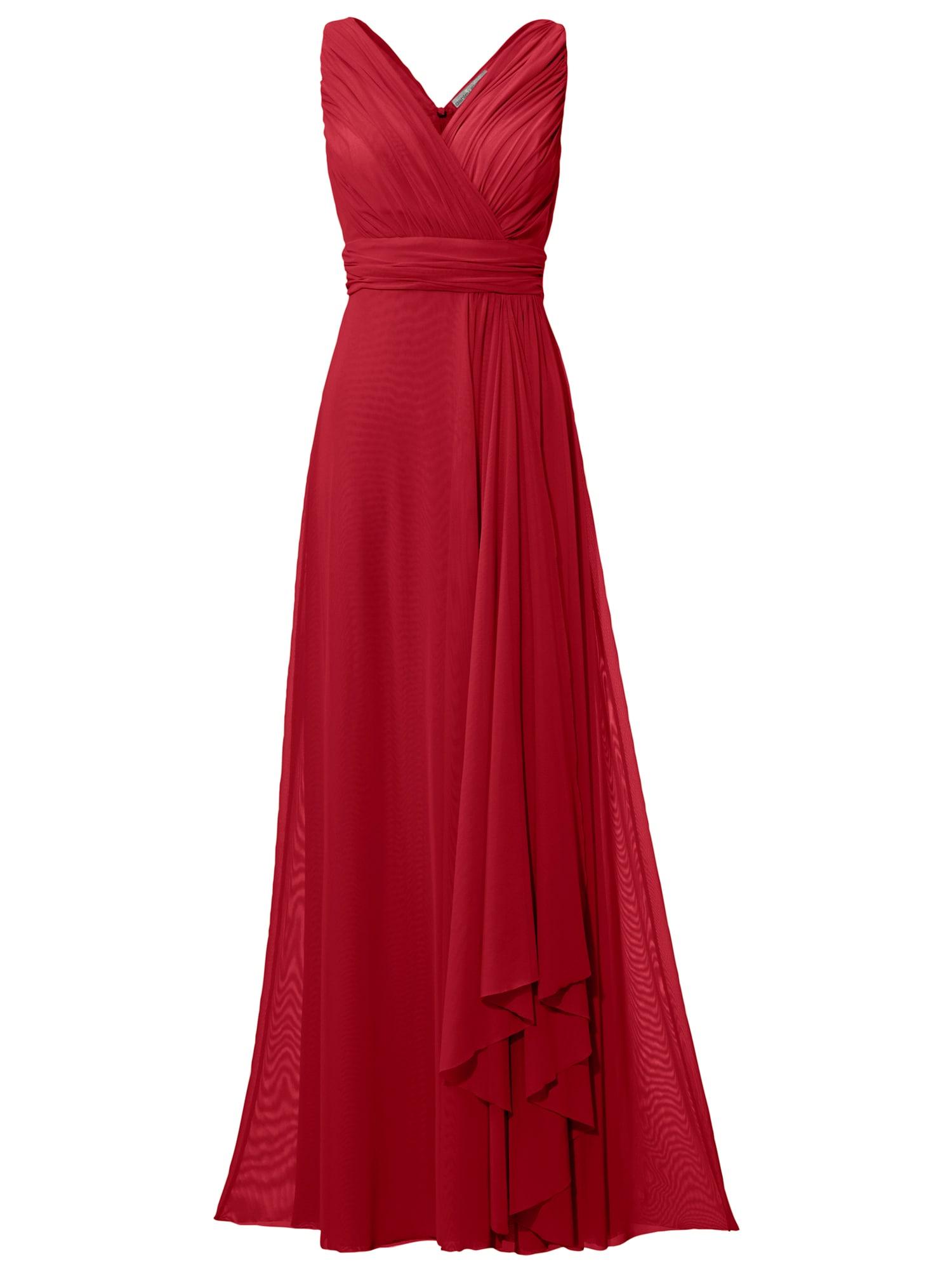 heine Vakarinė suknelė raudona