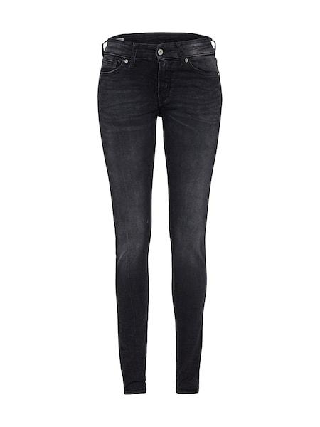 Hosen für Frauen - Jeans 'Juno' › Kings Of Indigo › black denim  - Onlineshop ABOUT YOU