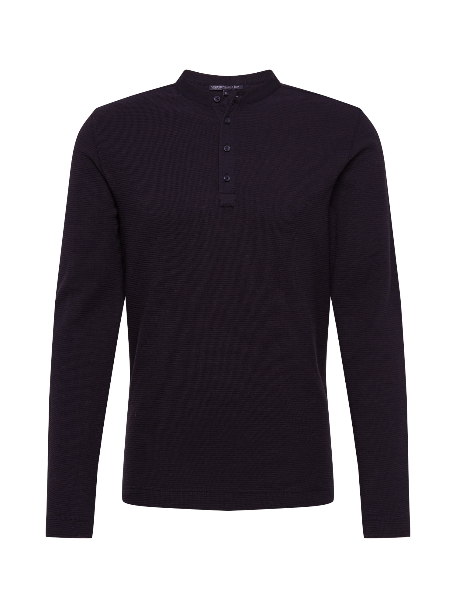 DRYKORN Marškinėliai 'LENIUS' juoda