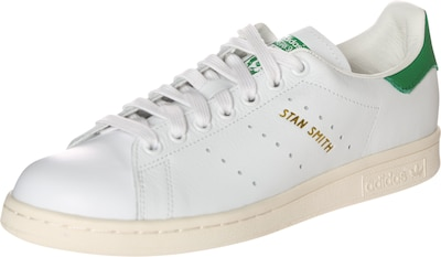 ADIDAS ORIGINALS Flacher Sneaker aus Leder 'Stan Smith'