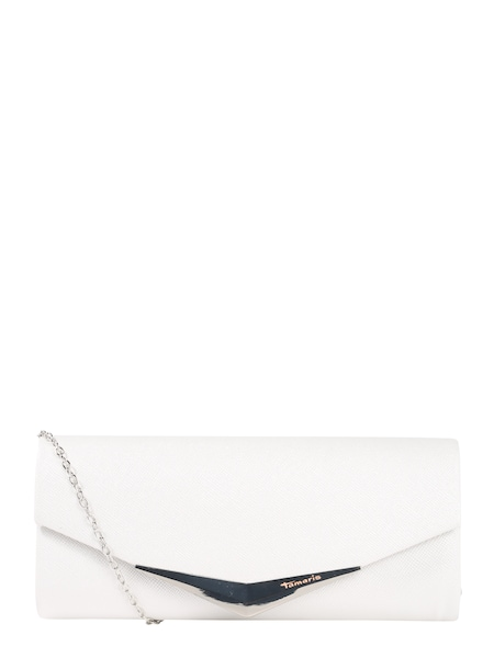 Clutches für Frauen - Clutch › tamaris › silber weiß  - Onlineshop ABOUT YOU