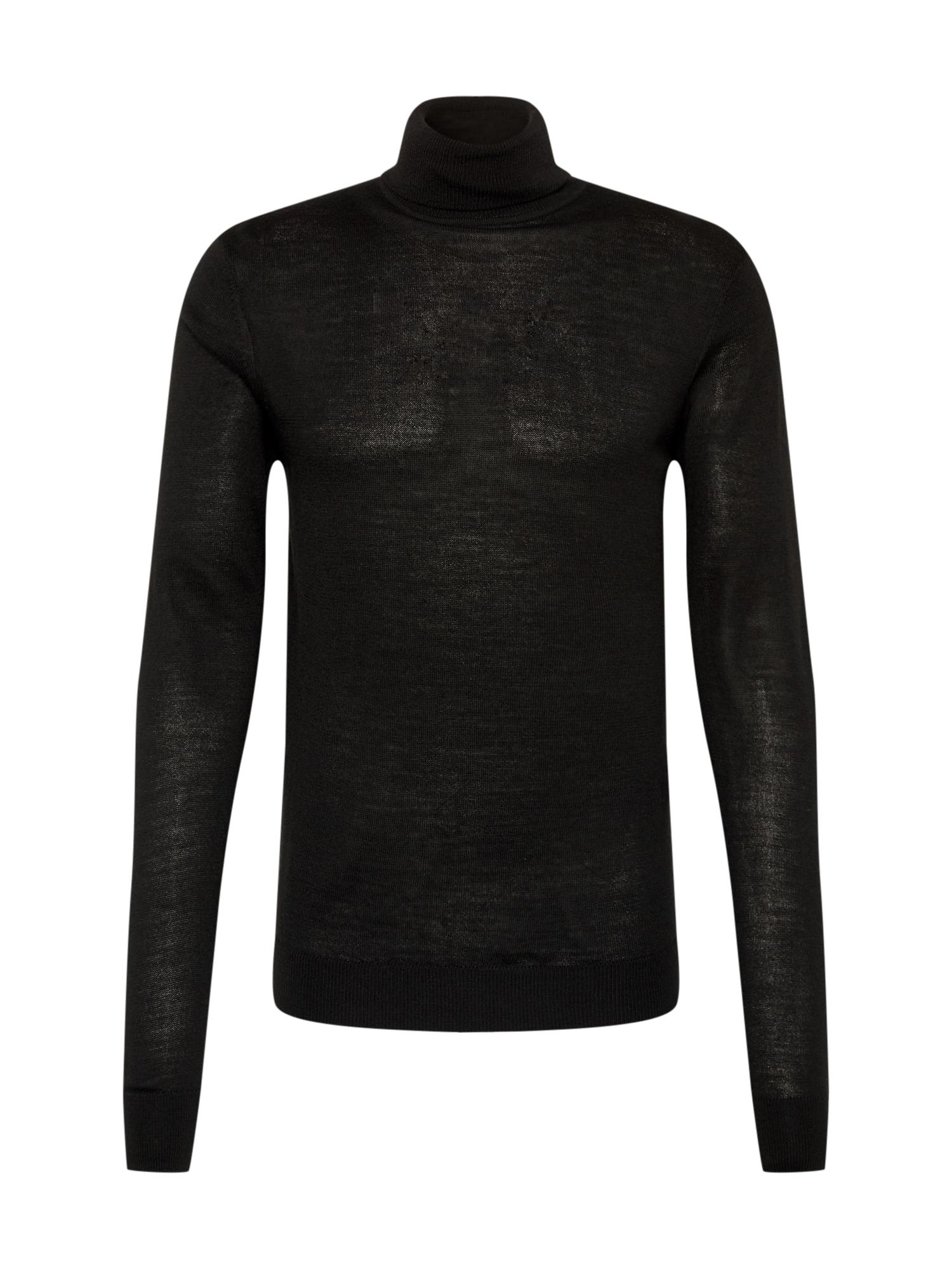 Casual Friday Megztinis juoda