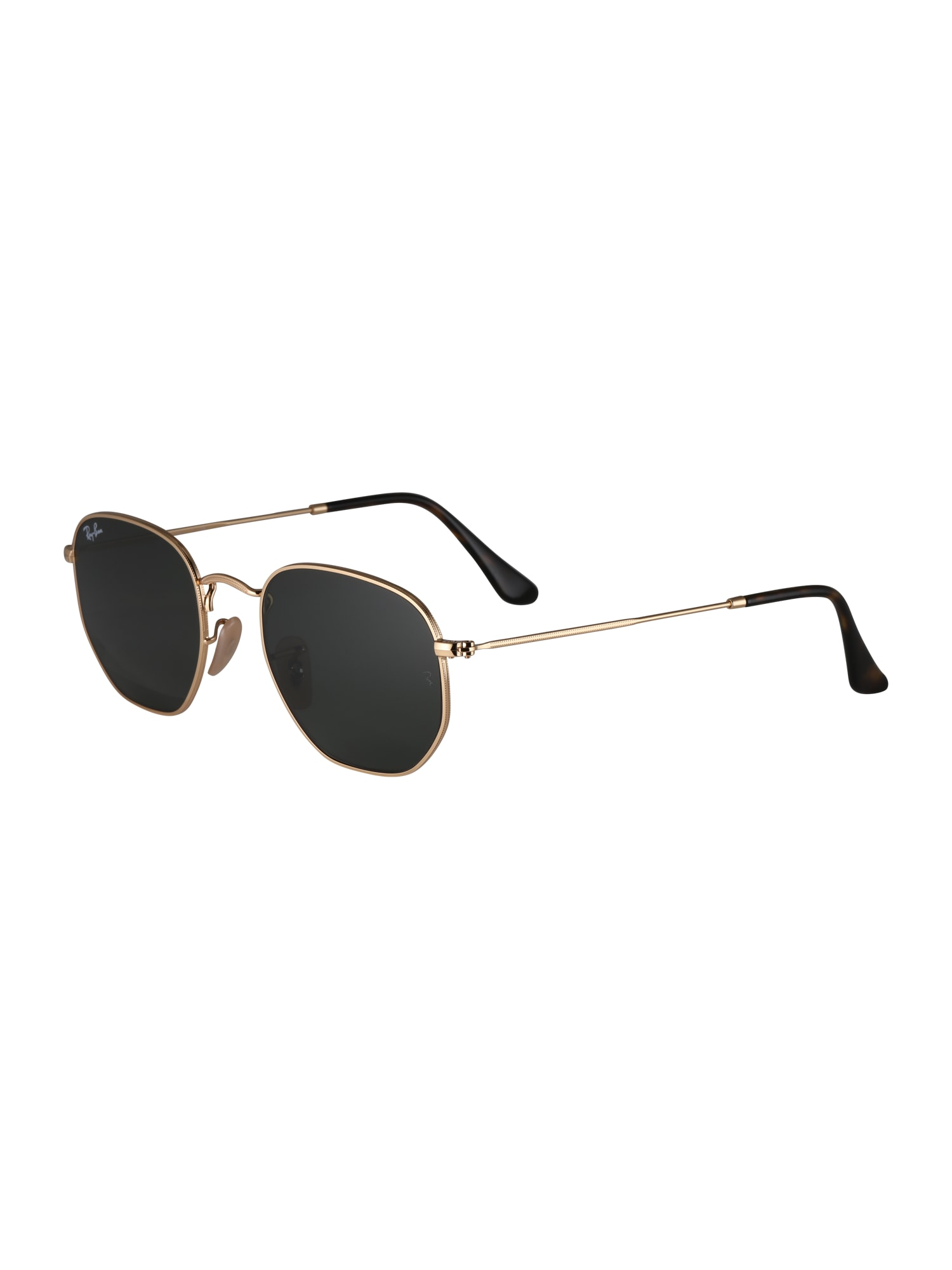 Ray-Ban Slnečné okuliare 'HEXAGONAL'  zlatá
