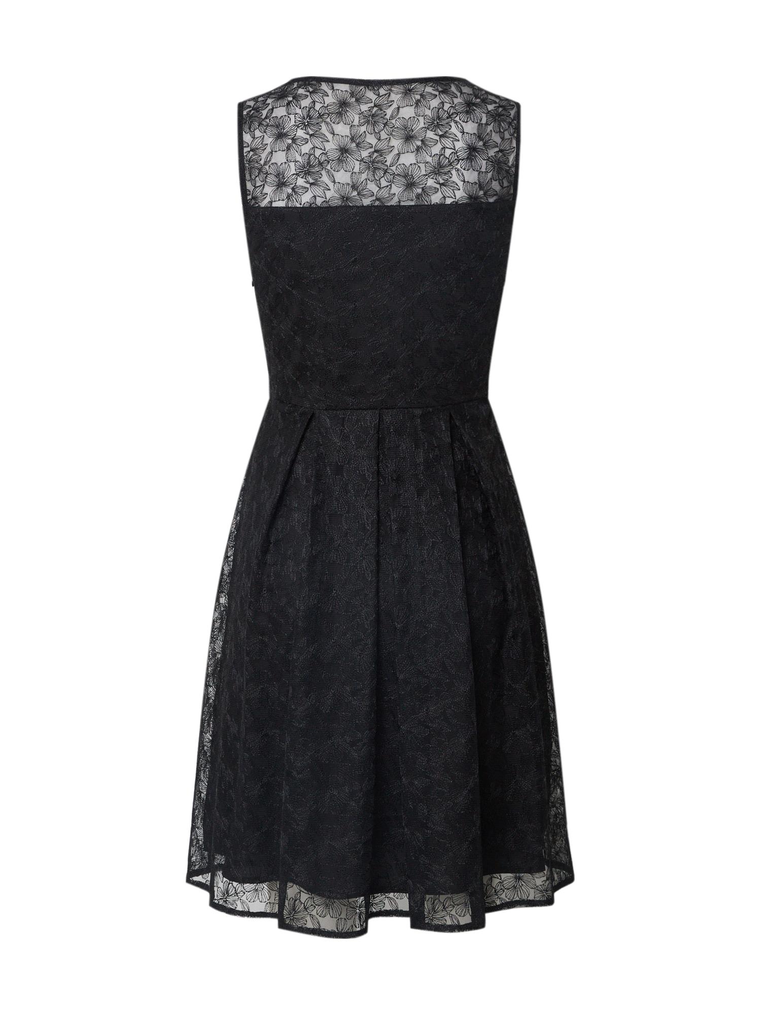 ABOUT YOU Cocktailklänning 'Flora'  svart