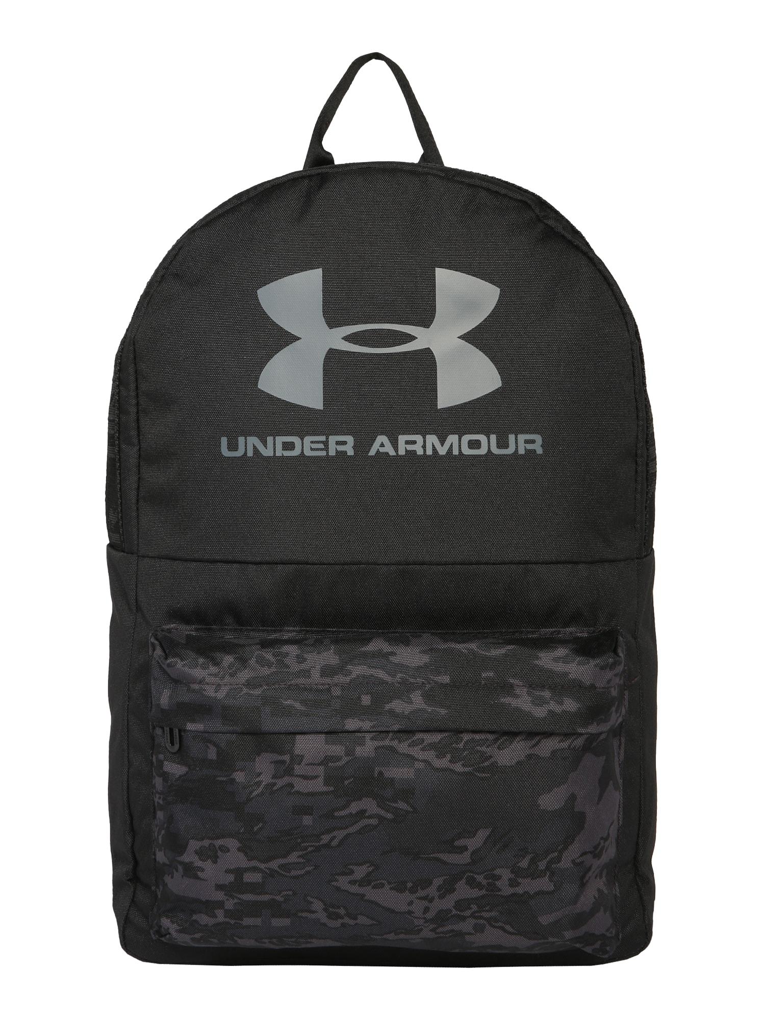 UNDER ARMOUR Sportinė kuprinė 'UA Loudon Backpack' juoda