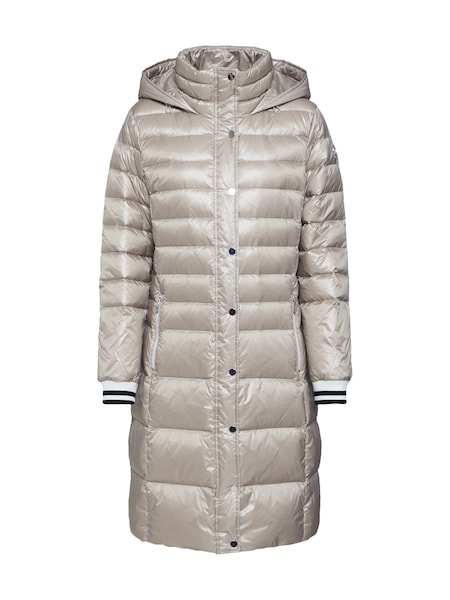 Jacken für Frauen - LAUREL Steppmantel '92016' beige  - Onlineshop ABOUT YOU