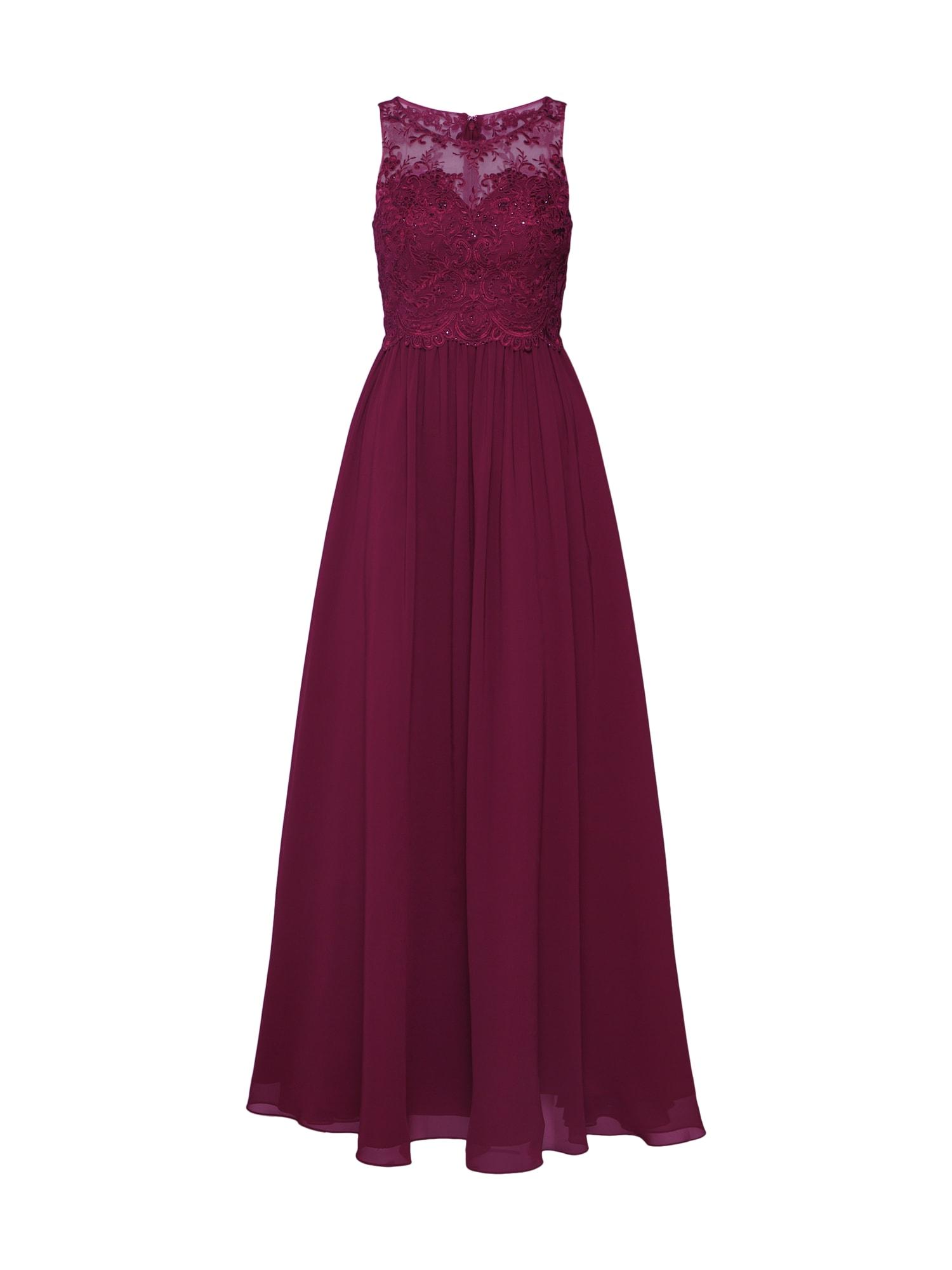 Laona Vakarinė suknelė tamsiai violetinė
