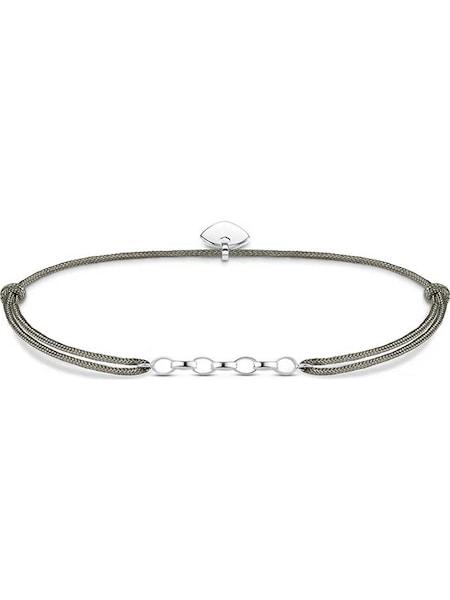 Armbaender für Frauen - Armband › Thomas Sabo › silbergrau silber  - Onlineshop ABOUT YOU