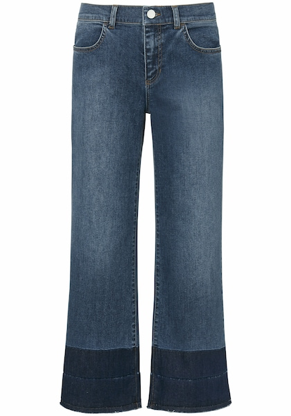 Hosen - 7 8 Jeans Culotte 7 8 Jeans Culotte › DAY.LIKE › blau  - Onlineshop ABOUT YOU