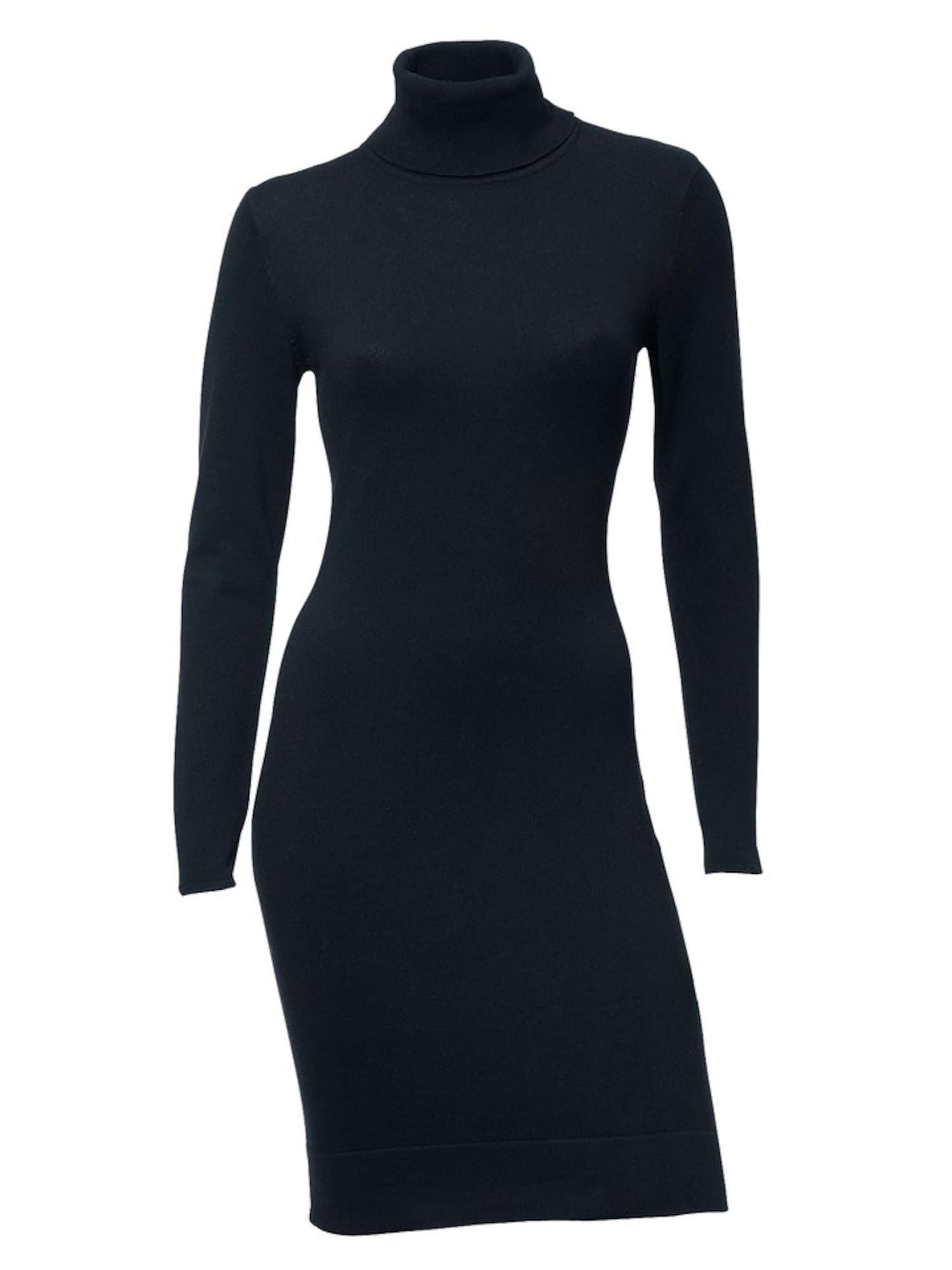 heine Megzta suknelė tamsiai mėlyna jūros spalva