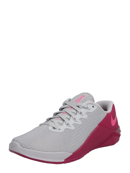Sportschuhe - Fitnessschuh 'Wmns Metcon 5' › Nike › hellgrau pink  - Onlineshop ABOUT YOU