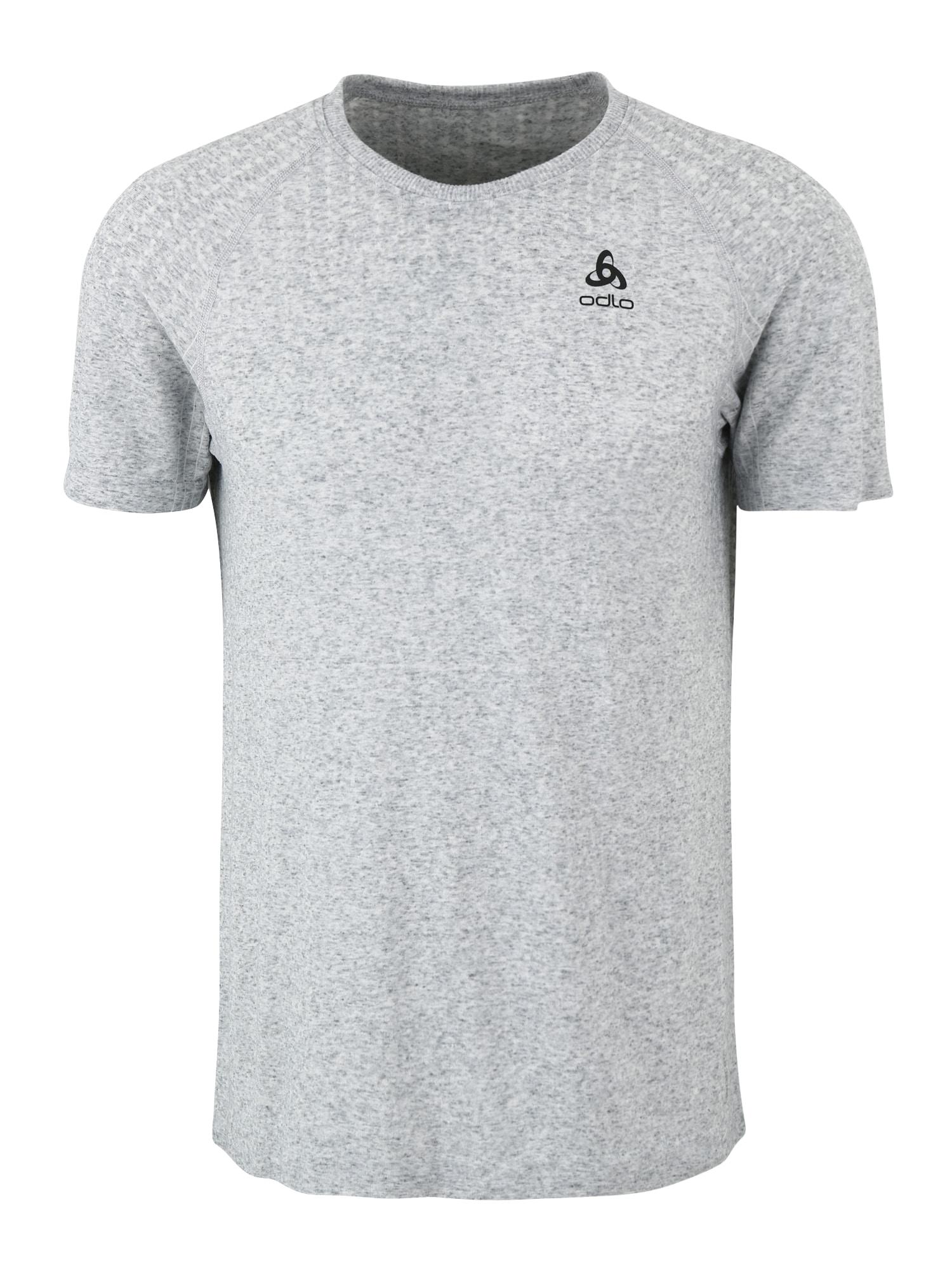 Funkční tričko Millennium Linencool Pro Baselayer šedá ODLO