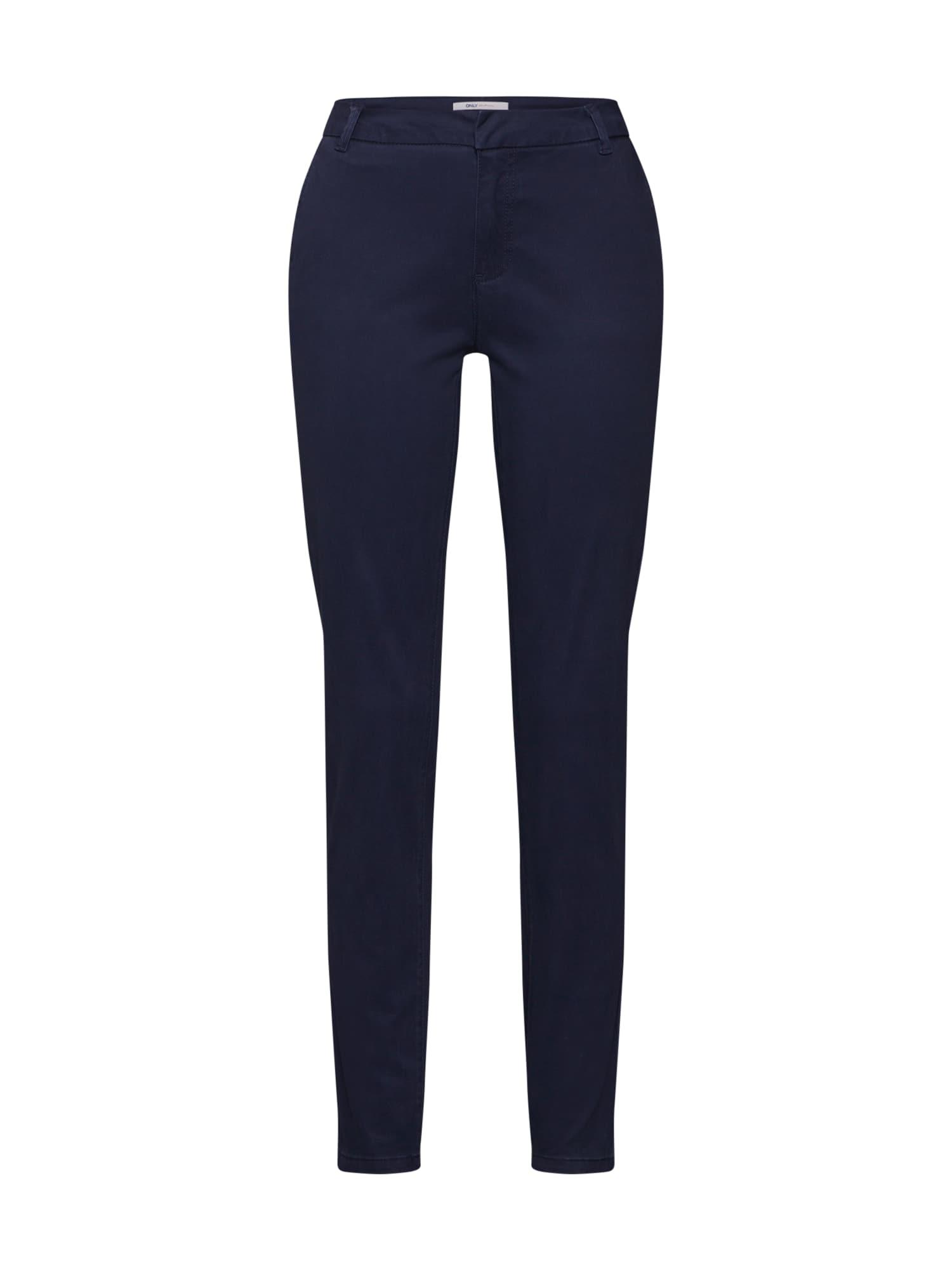 Kalhoty Monique nachtblau ONLY